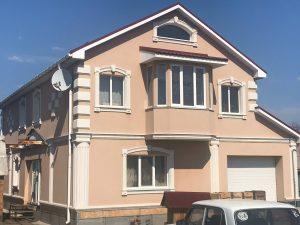 фото - утепление пенопластом кременчуг полтава - утеплить фасад дома многоэтажки