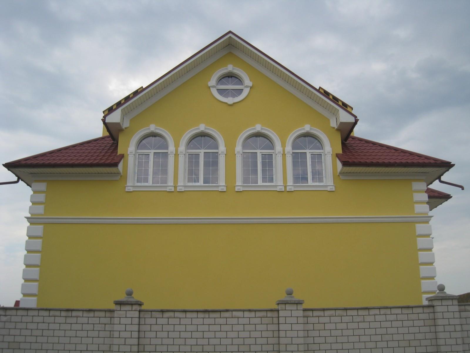 пенопласт утеплить дом работа после - фото утепление фасада пенопласт кременчуг