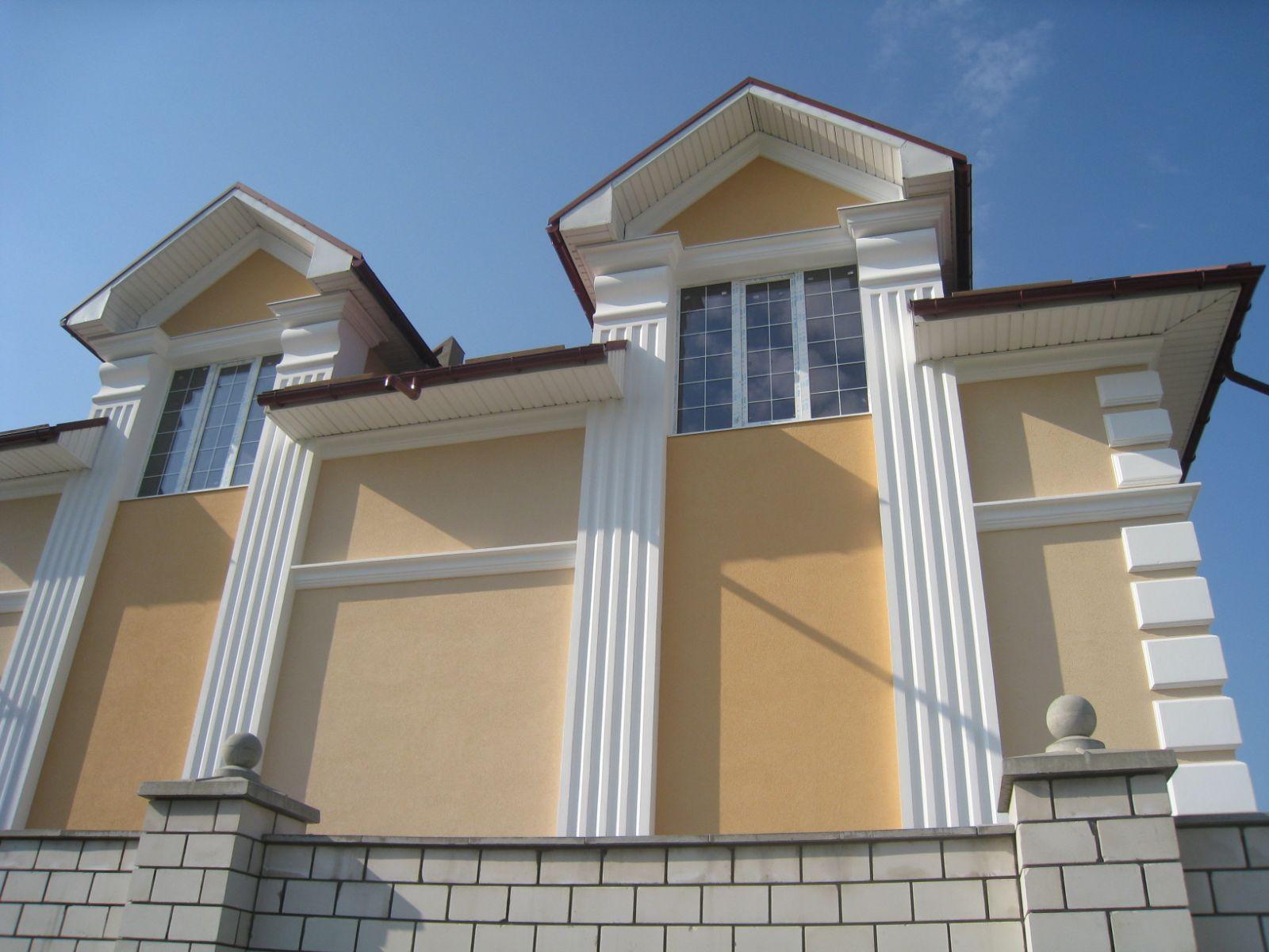 2020 фото внешний вид утпеления дома 2 этажа - фото утепление фасада пенопласт кременчуг